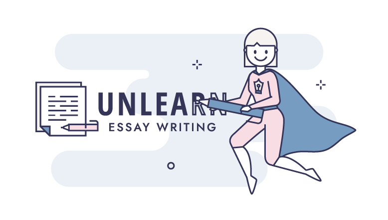 professional online writing course unlearn essay writing